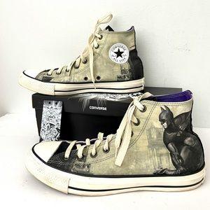 Converse DC Comics Batman shoes